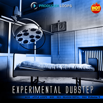 Сэмплы Producer Loops Experimental Dubstep Vol 5
