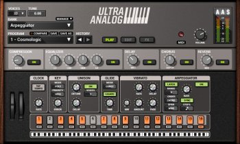 Applied Acoustics Ultra Analog VA-2 v2.0.3