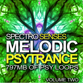 Сэмплы Ronei Music Senses Melodic Psytrance Loops Vol.2