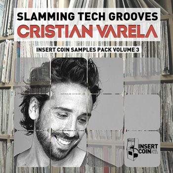 Сэмплы Insert Coin Records Slamming Tech Grooves Cristian Varela