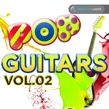 Сэмплы гитары Producer Loops Pop Guitars Vol 2