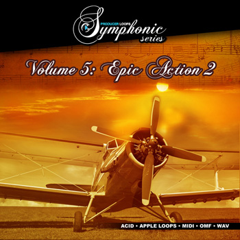 Сэмплы Producer Loops Symphonic Series Vol 5 Epic Action 2