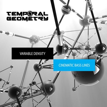 Сэмплы Temporal Geometry Variable Density Cinematic Bass Lines