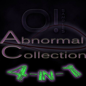 Сэмплы O! Samples Abnormal Collection 4 in 1