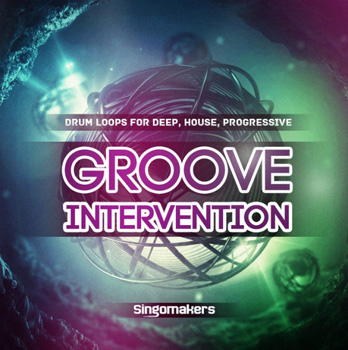 Сэмплы Singomakers Groove Intervention Deep House Progressive