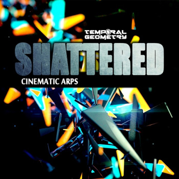 Сэмплы Temporal Geometry Shattered Cinematic Arps