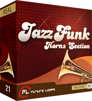Сэмплы Future Loops Jazz Funk Horns Section