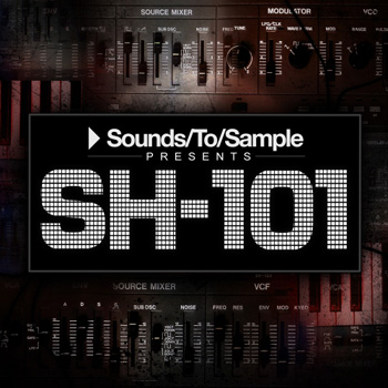 Сэмплы Sounds To Sample Presents SH-101
