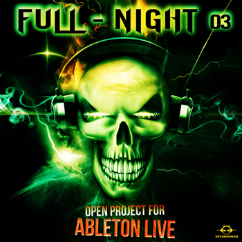 Проект Speedsound Ableton Live Psytrance Project Full Night 3