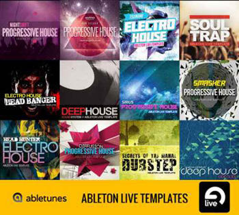 Проекты Abletunes Templates Pack