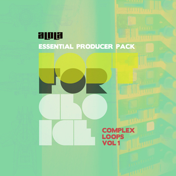 Сэмплы Alola Records Lost For Choice Complex Loops Vol1 Essential Producer Pack