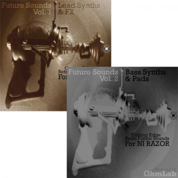 Пресеты ADSR Sounds Future Sounds for Razor Vol.1-2
