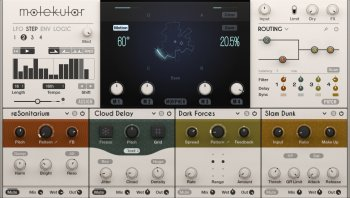 Native Instruments Molekular v1.0.0 (Reaktor)