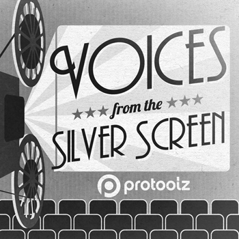 Сэмплы Protoolz Voices From The Silver Screen