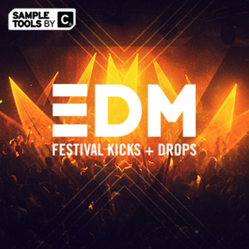 Сэмплы Cr2 Records EDM Festival Kicks and Drops