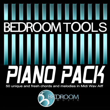 Сэмплы Bedroom Muzik Bedroom Tools Piano Pack
