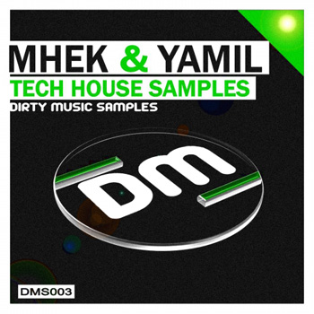 Сэмплы Dirty Music Mhek & Yamil Tech House Samples