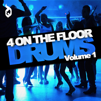 Сэмплы DelectableRecords 4 On The Floor Drums Vol.1