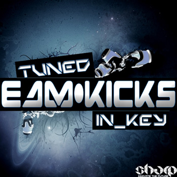 Сэмплы бочек - Sharp Studio Tools Tuned EDM Kicks In Key