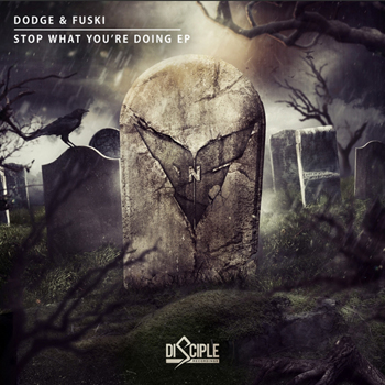 Сэмплы Disciple Recordings Dodge and Fuskis Stop What Youre Doing Sample Pack