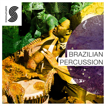 Сэмплы перкуссии - Samplephonics Brazilian Percussion