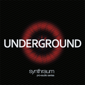 Сэмплы Samples To Pro Synthraum series Underground