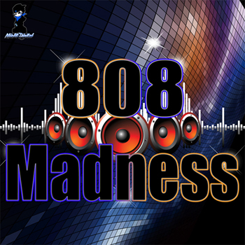Сэмплы Misfit Digital 808 Madness Vol.1