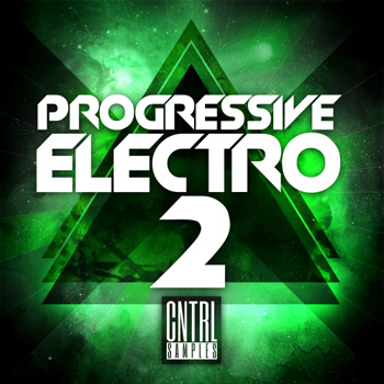 Сэмплы CNTRL Samples Progressive Electro 2