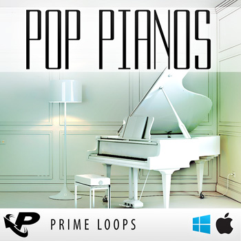 Сэмплы Prime Loops Pop Pianos