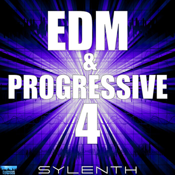 Пресеты Mainroom Warehouse EDM & Progressive 4 For Sylenth1