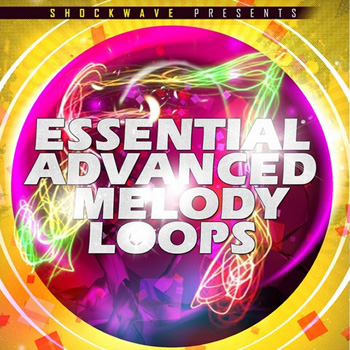 Сэмплы и MIDI - Shockwave DigitalMode Essential Advanced Melody Loops