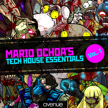 Сэмплы Avenue Recordings Mario Ochoas Tech House Essentials Vol.1