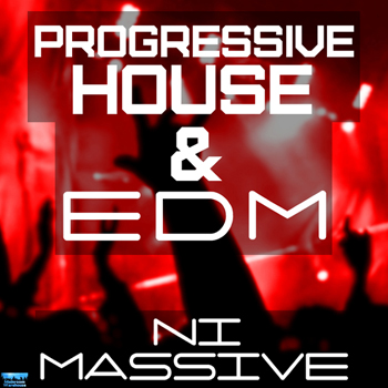 Пресеты Mainroom Warehouse Progressive House and EDM For NI Massive