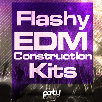Сэмплы Party Design Flashy EDM Construction Kits