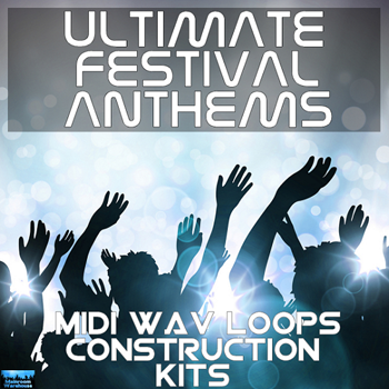 Сэмплы Mainroom Warehouse Ultimate Festival Anthems