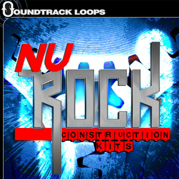 Сэмплы Soundtrack Loops Nu Rock Construction Kits