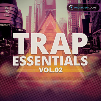 Сэмплы Producer Loops Trap Essentials Vol 2