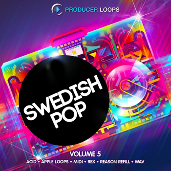 Сэмплы Producer Loops Swedish Pop Vol 5