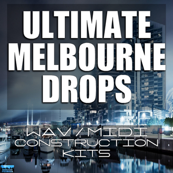 Сэмплы Mainroom Warehouse Ultimate Melbourne Drops