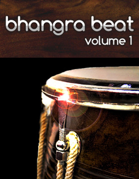 Сэмплы Goldenchild Audio Bhangra Beat Vol.1