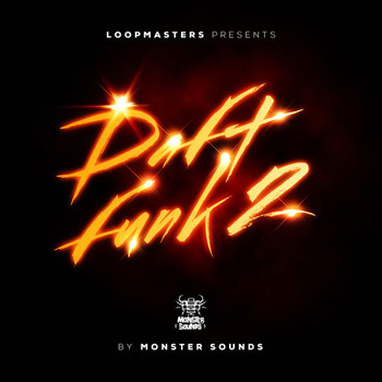 Сэмплы Monster Sounds Daft Funk 2