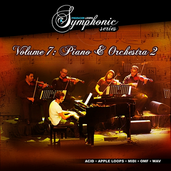 Сэмплы Producer Loops Symphonic Series Vol 7 Piano Orchestra 2