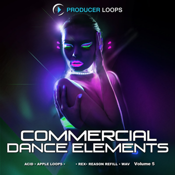 Сэмплы Producer Loops Commercial Dance Elements Vol 5