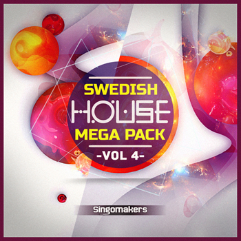 Сэмплы Singomakers Swedish House Mega Pack Vol.4