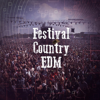 Сэмплы Mainroom Warehouse Festival Country EDM