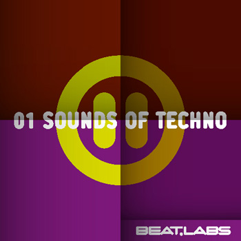 Сэмплы Beatlabs 01 Sounds of Techno