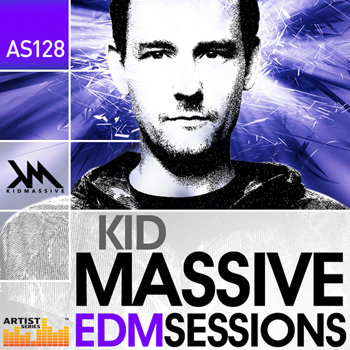 Сэмплы Loopmasters Kid Massive EDM Sessions