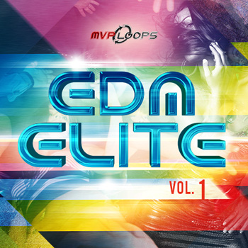 Сэмплы MVP Loops EDM Elite Vol.1