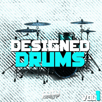 Сэмплы ударных - Party Design Designed Drums Vol 1