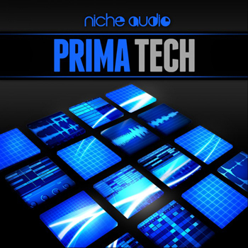 Сэмплы Niche Audio Prima Tech